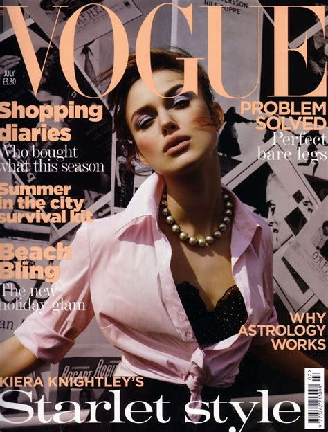 Vogue Uk Celebrates Keira Knightleys Coming Of Age In October 07 Issue by 320 Best Images About Keira Knightley On