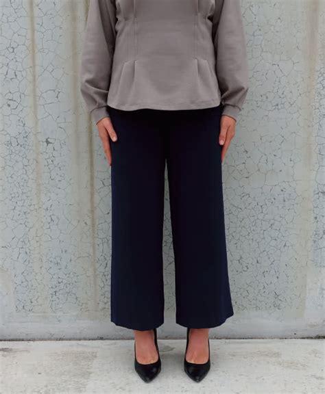 pattern review style arc elle pant fifi woven pant style arc