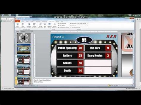 family feud customizable template family feud customizable powerpoint template youth