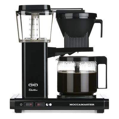 Technivorm Moccamaster KBG 741 SCAA Certified Coffee Brewer   Coffee Gear at Home