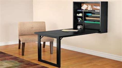 Secretary desk for desktop computer, space saving fold
