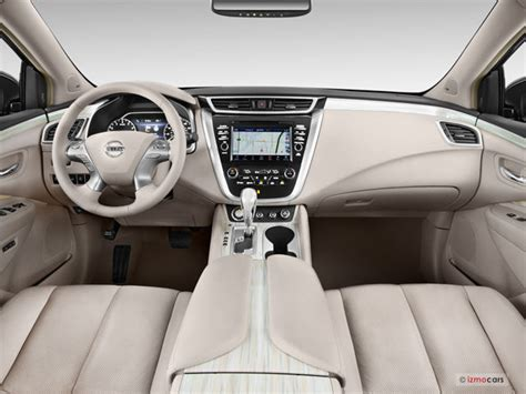 nissan suv 2016 interior nissan murano prices reviews and pictures u s