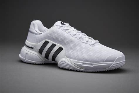 Harga Sepatu Wimbledon sepatu tenis adidas barricade 2015 grass court white black