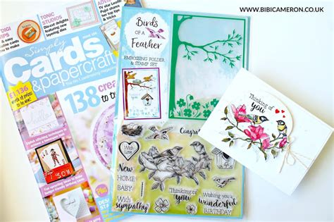 this month free gift on simply cards papercraft magazine