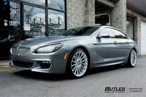 bmw  series gran coupe   beyern aviatic wheels exclusively  butler tires  wheels
