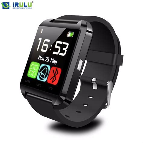 android smartwatch bluetooth smart wristwatch for samsung s4 note 3 htc all android phone smartphones