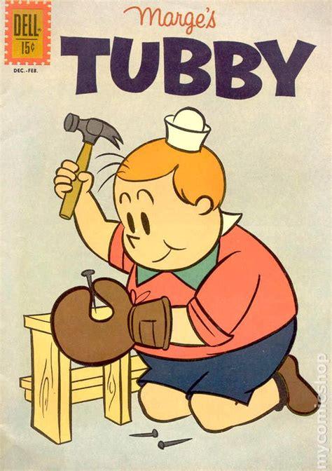 tubby com marge s tubby 1953 comic books