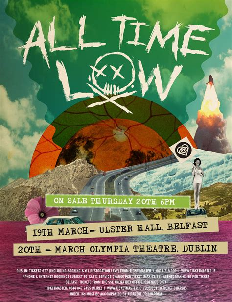 a for all time uk all time low at olympia theatre dublin expired