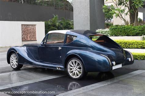 replica cars vintage replicar concept combination caravans vintage