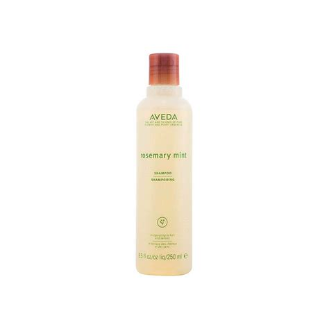 Rosemary Shoo Rabbit 250 Ml k 248 b aveda rosemary mint shoo 250 ml fra nupa dk