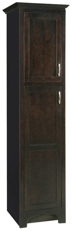 design house ventura collection design house 539650 espresso double door linen tower