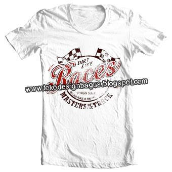 desain baju otomotif races bike desain kaos desain t shirt desain baju