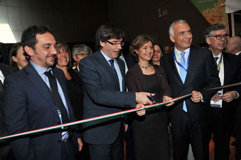 consolato spagnolo a bologna l italia primo paese estero per numero di espositori alla