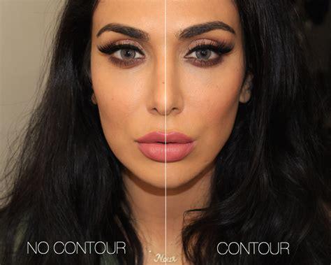 Huda Contour sephora s contour bronzer you be the judge huda makeup and how to