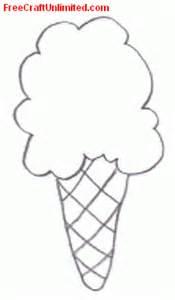 free artwork ice cream cone