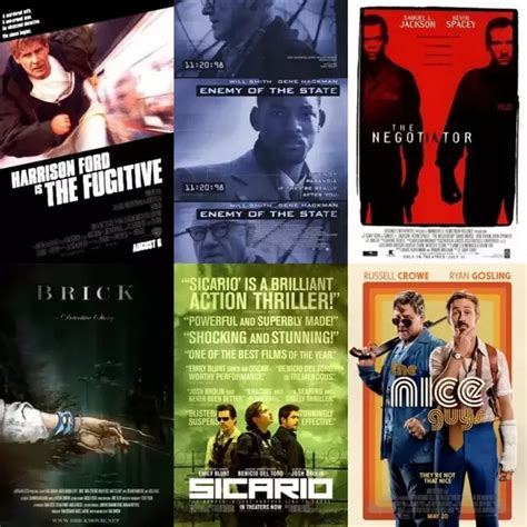 film action crime thriller terbaik which are the best mystery crime thriller action movies