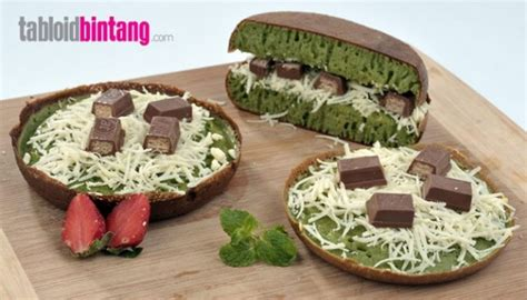 cara membuat martabak mini green tea resep martabak kit kat green tea tempo cantik