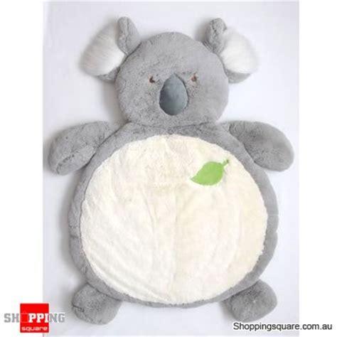 Plush Baby Mat by Fuzzy Factory Plush Koala Baby Mat Shopping