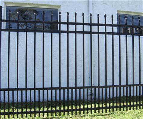Home Design Wholesale Springfield Mo ornamental aluminum fence w bar y fence co springfield mo