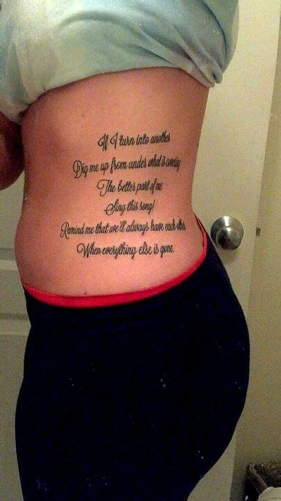 Tattoo Incubus Lyrics | gallery for gt incubus lyric tattoos