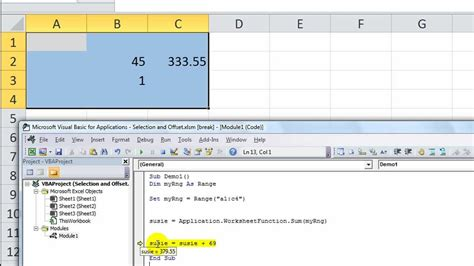 excel tips and tricks to execute excel programming volume 2 books excel vba tips n tricks 4 set up a temporary range for