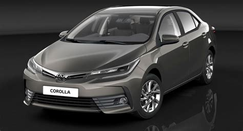 My Toyota Europe Toyota Freshens Up Spec Corolla Sales Begin This Summer