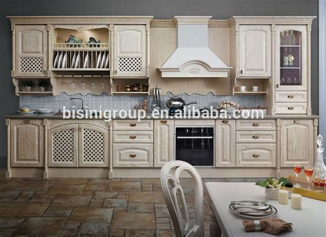 vintage kitchen furniture european style wood kitchen cabinet vintage kitchen