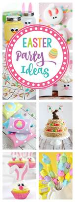 easter ideas 2017 25 easter party ideas fun squared