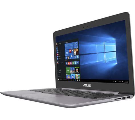 Laptop Asus 3 Jutaan Desember asus zenbook ux310ua 13 3 quot laptop silver deals pc world