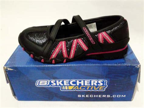 Sepatu Skechers Active sepatu anak skechers active bloom black fluxia