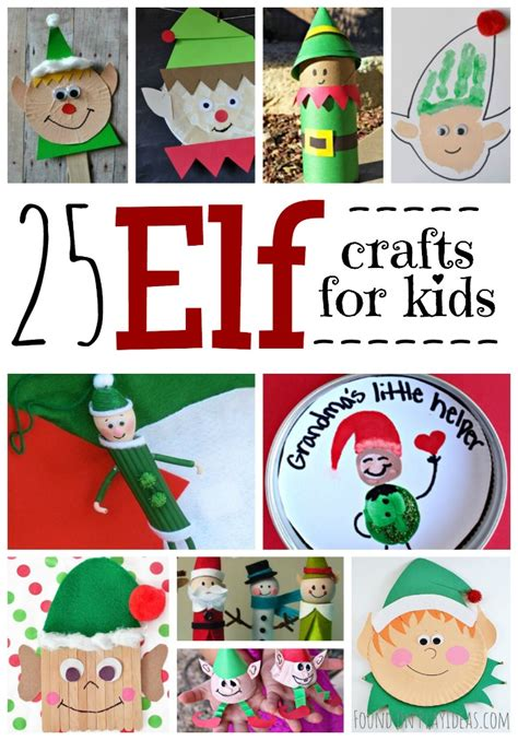 awesome crafts 25 awesome crafts for elves craft and activities