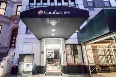 comfort inn upper west side comfort inn central park west new york ny 2017 hotel