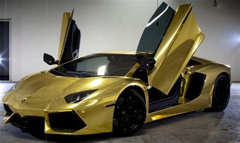 A Gold Lamborghini Hd Gold Lamborghini Hd Wallpaper