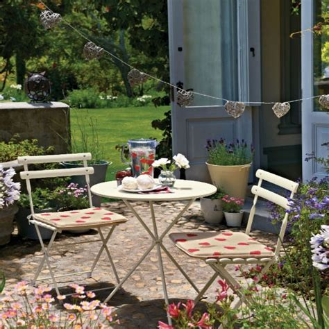 Ideas For Small Patio Gardens Give Your Garden Patio A Makeover Patio Garden Ideas Housetohome Co Uk
