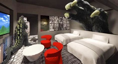 themed hotels in tokyo godzilla themed hotel gracery to open in tokyo japan
