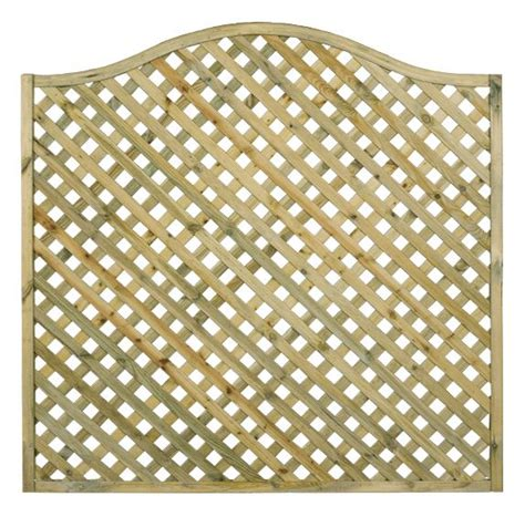 Trellis Panels B Q woodbury timber lattice trellis panel h 1 8m w 1 8 m