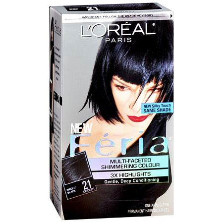 loreal black hair color l oreal feria a way to fry your hair a product