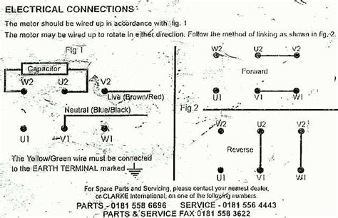 vintage single phase motor wiring diagrams single phase