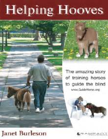 Dogs For Blind Foundation Miniature Horse Facts