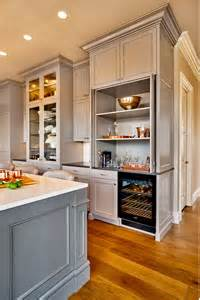 Kitchen Bar Cabinet Beautiful Family Home With Traditional Interiors Home Bunch Interior Design Ideas