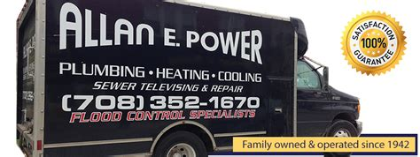 allan e power plumbing heating and cooling 8800 w 47th