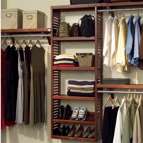 closet organization glittering john louis closet system organizer