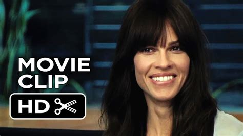 You're Not You Movie CLIP - Bec's Interview (2014 ... Hilary Swank Films