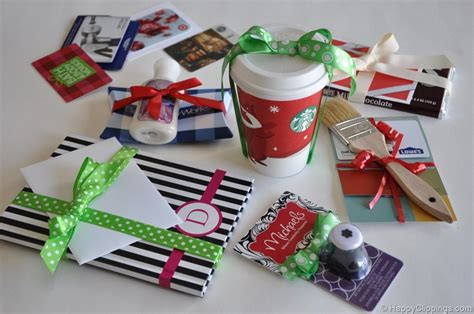 creative wrapping ideas for gift cards
