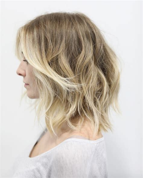 baby layered hair 40 most flattering medium length hairstyles for thin hair