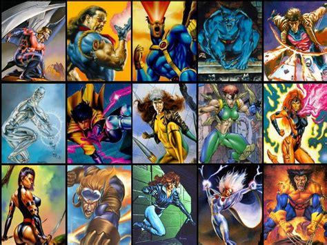 imagenes chistosas de xmen the x men run the gauntlet battles comic vine