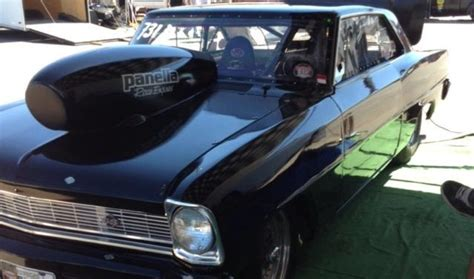 todays cool car find    chevy ii roller