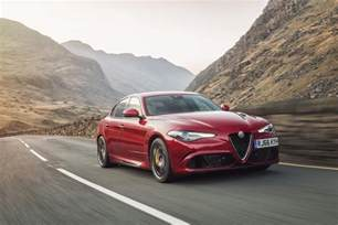 Alfa Romeo Guilia Alfa Romeo Giulia Quadrifoglio Car Review The Independent