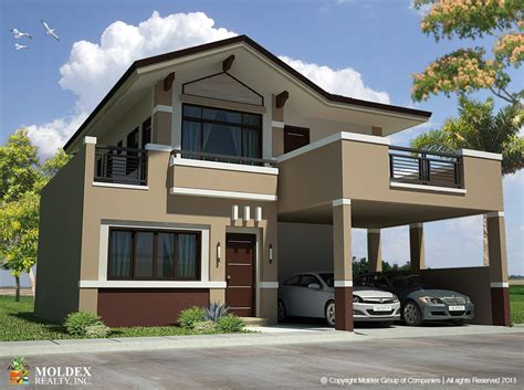 new house models ivanah house model perspective big moldex new city metrogate san jose