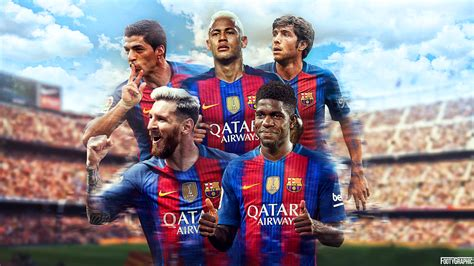 wallpaper barcelona squad fc barcelona footygraphic football lockscreens and